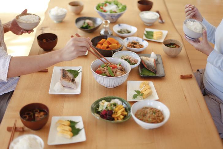 Фото №1 - Японская диета продлевает жизнь