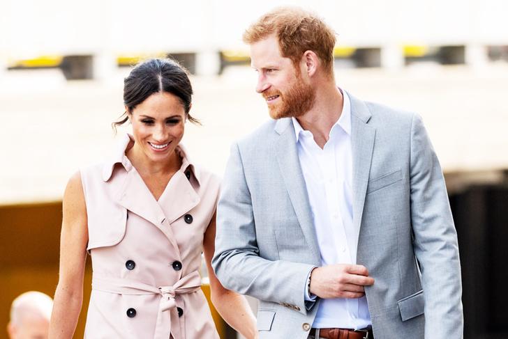 Принц Гарри и Меган Маркл: фото 2018