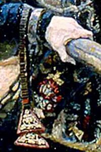 Фото №7 - 16 символов, зашифрованных в картине «Боярыня Морозова»