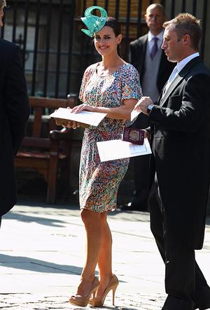 Фото №29 - 25 необычных шляп на королевских свадьбах