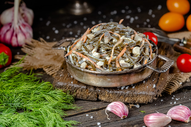 Фото №2 - Почему нужно есть водоросли каждый день: 7 причин