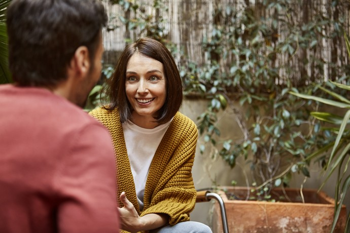 Is your partner (not) required to be aware of everything that happens at your work?