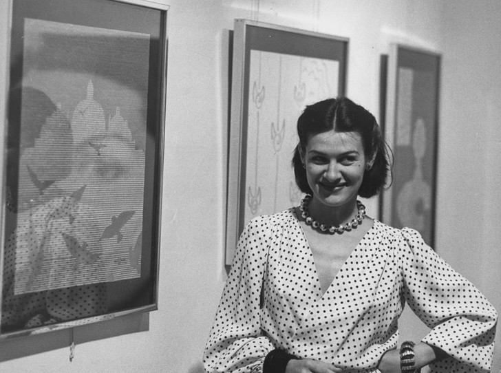 Фото №5 - Дочь своего отца: как Палома Пикассо не стала великой художницей, но покорила мир моды