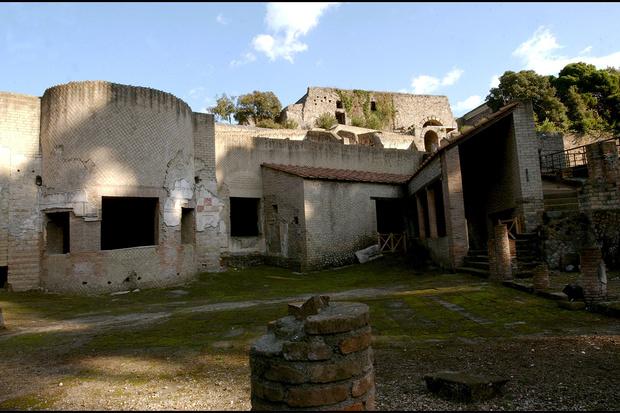 Фото №2 - Эротические фрески из Помпеи: а римляне в этом знали толк!