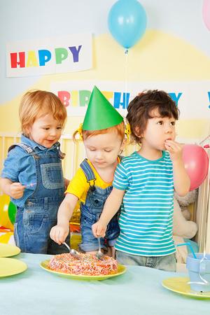 Фото №1 - Праздничное меню: день рождения ребенка