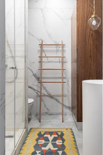 Фото №12 - Квартира 45 м²: в гостях у дизайнера Леси Печенкиной