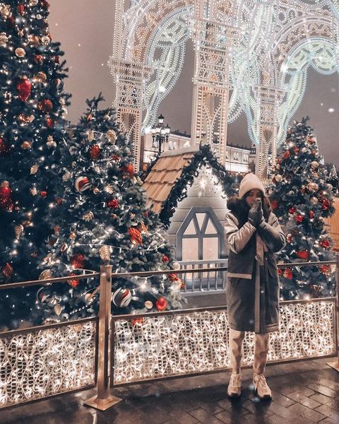 Фото №5 - Где в Москве сделать лучшее новогоднее селфи