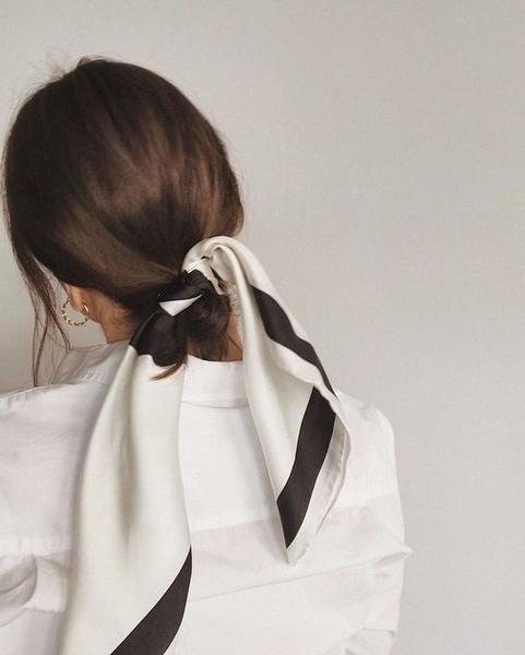 Фото №4 - Тренд лета 2021: 5 самых модных аксессуаров для волос