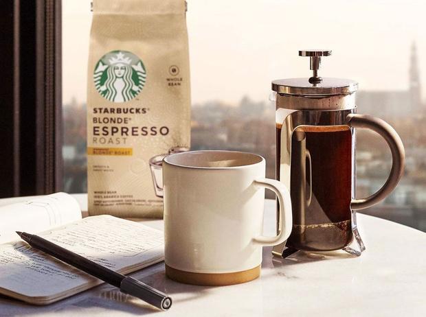 Фото №1 - Starbucks у вас дома: все тонкости приготовления и два оригинальных рецепта
