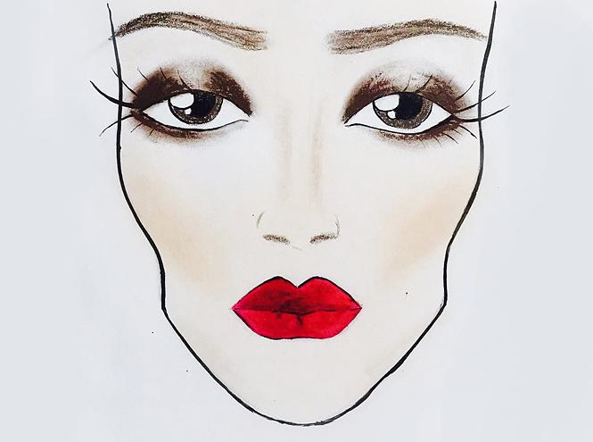 Фото №2 - В образе: три вечерних варианта макияжа от визажиста Lancôme