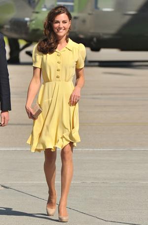 Фото №38 - Королевский дресс-код: любимые сумки герцогини Кембриджской