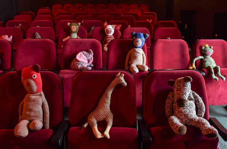 Фото №1 - Пойдем в кино!