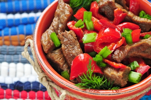 Фото №4 - Кухня императорского Китая. Три оригинальных рецепта