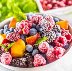 Витамины на зиму: как заморозить овощи, фрукты и зелень