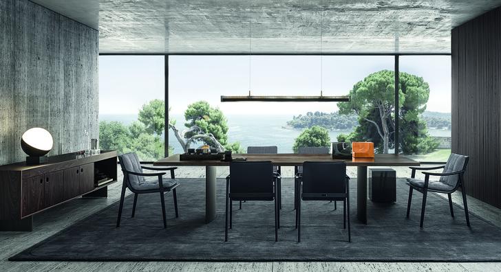Фото №8 - Minotti 2020: пять дизайнеров— одна коллекция
