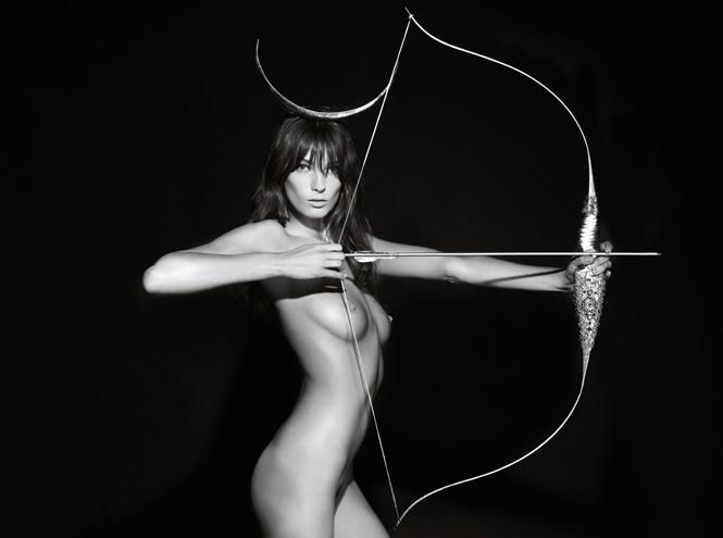 Фото №2 - Календарь Pirelli: история эротической эволюции