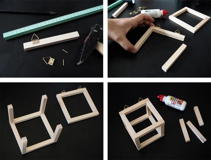 Фото №3 - 5 DIY-аксессуаров для дома, которые можно сделать за 2 часа