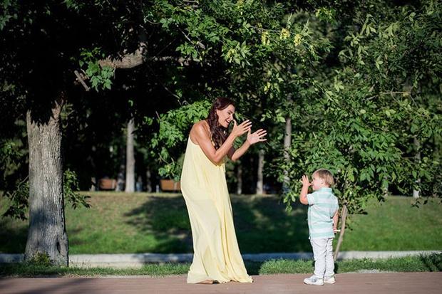 Фото №7 - Эвелина Бледанс: «Что я думаю по поводу детей с особенностями? Я делаю!»