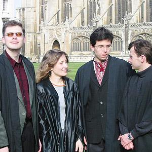 Фото №1 - Школьники рвутся в Кембридж