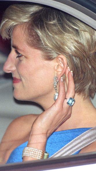 Фото №7 - Любимое украшение Кейт из коллекции Дианы (спойлер— это не помолвочное кольцо)