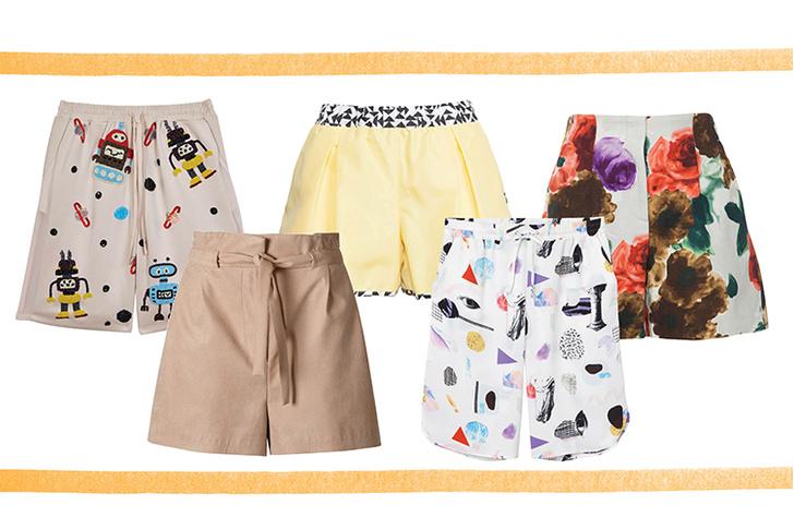 Фото №1 - Топ-20: Летние шорты