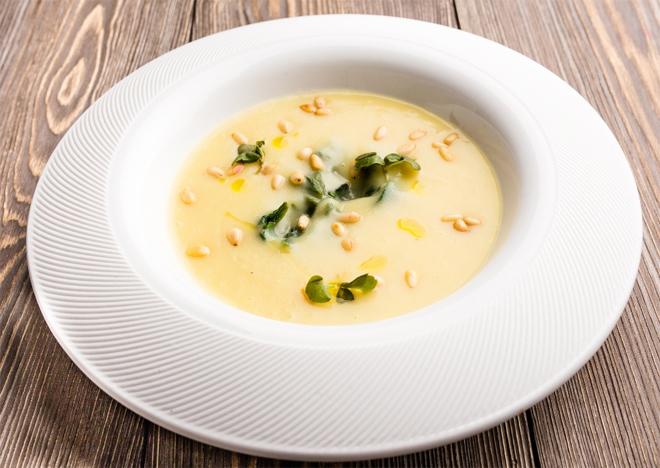 Холодный крем-суп