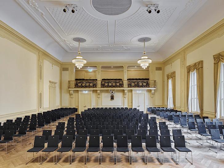 Фото №6 - Herzog & de Meuron: реконструкция концертного зала XIX века