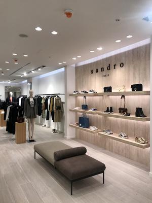 Фото №4 - Шопинг после пандемии: Sandro, Maje и Claudie Pierlot открыли новые бутики