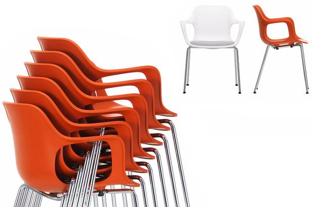 Фото №30 - Топ 15: штабелируемые стулья и мебель