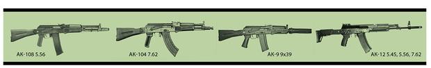 Фото №11 - Царь-пушка: мифы и правда об автомате Калашникова