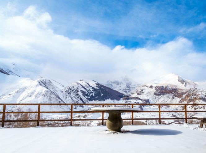 Фото №1 - Новогоднее предложение в Rooms Hotel Kazbegi