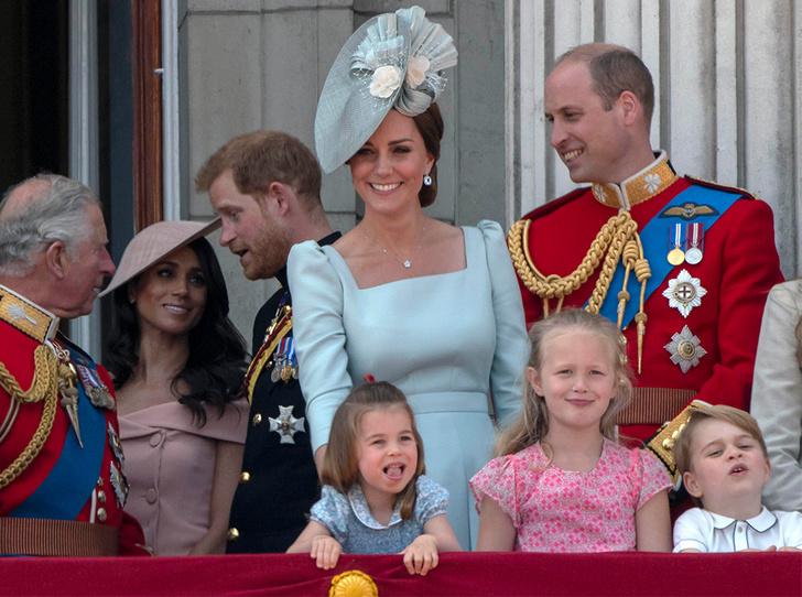 Фото №5 - По стопам Дианы: герцогиня Кембриджская нашла свое призвание в детях