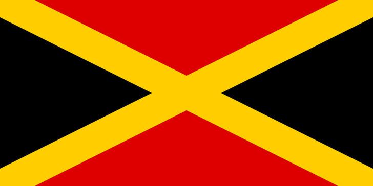 Фото №7 - Флаги одних государств в виде флагов других государств (странная галерея)