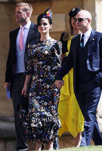 Фото №40 - 20 самых стильных гостей на свадьбе Меган Маркл и принца Гарри