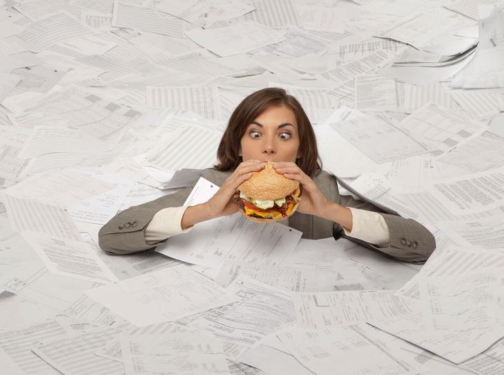 Фото №5 - Почему я такая голодная: что происходит, когда хочется есть