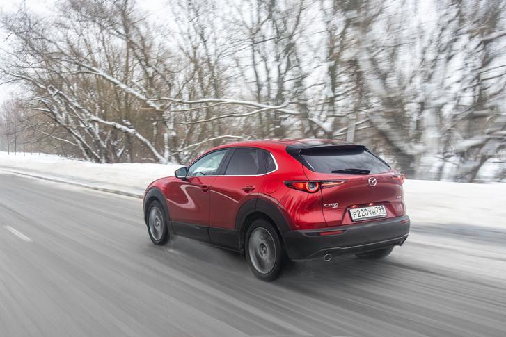 Фото №6 - Mazda CX-30: модель минус-сайз