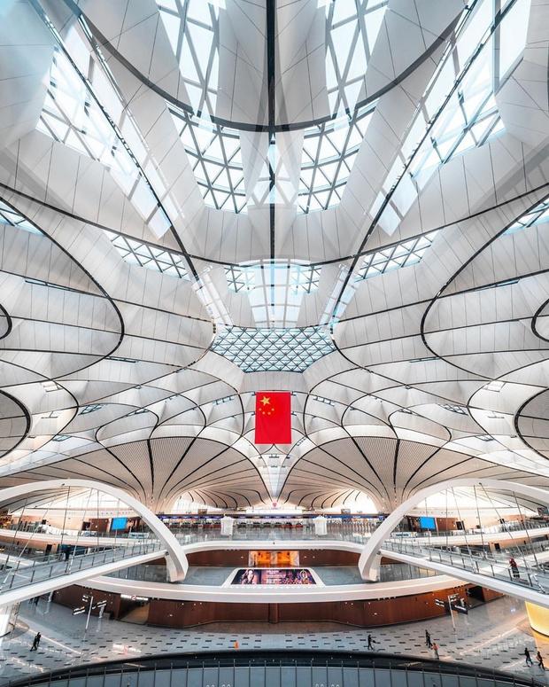 Фото №8 - 10 самых красивых аэропортов мира