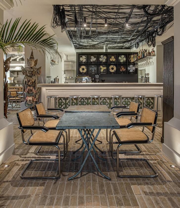 Фото №11 - «Тайский привет»: паназиатское дизайнерское кафе в Киеве