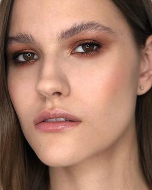 модный макияж осень 2020 тренды тенденции