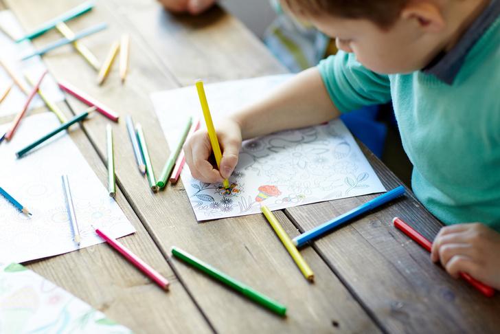 Детские рисунки что означают с психологической точки зрения