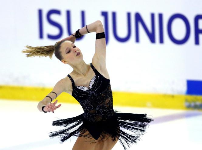Фото №13 - Новые принцессы льда: самые перспективные российские фигуристки-одиночницы