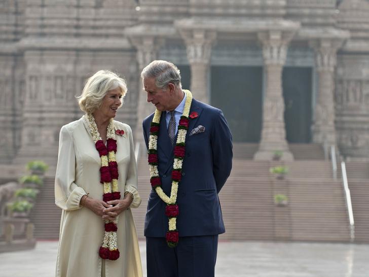 Фото №18 - Любовь сквозь годы: 20 самых трогательных фото принца Чарльза и герцогини Камиллы
