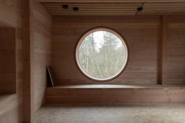 Фото №6 - Деревянная школа в датском лесу