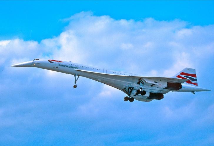 Фото №9 - Цвета в небе: зачем, как и в какие цвета красят самолеты