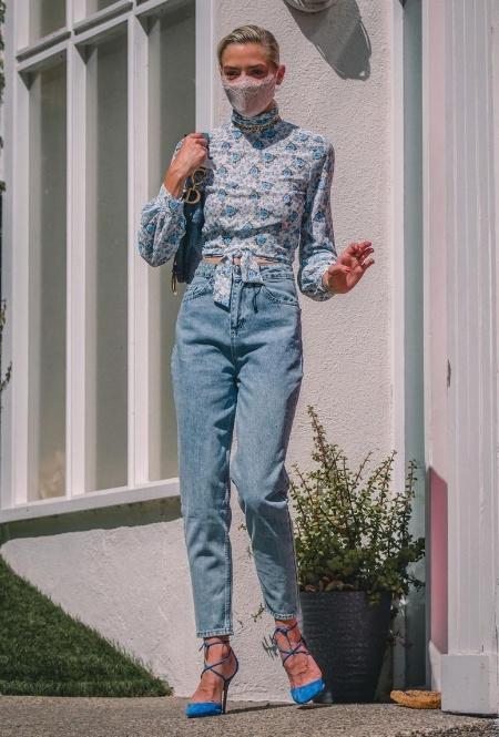 Джейми Кинг в Лос-Анджелесе