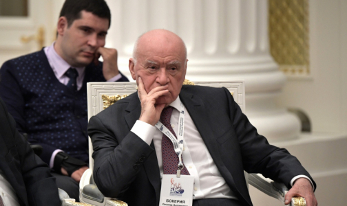 Фото №1 - Лео Бокерия покинул пост директора НМИЦ кардиохирургии им. Бакулева
