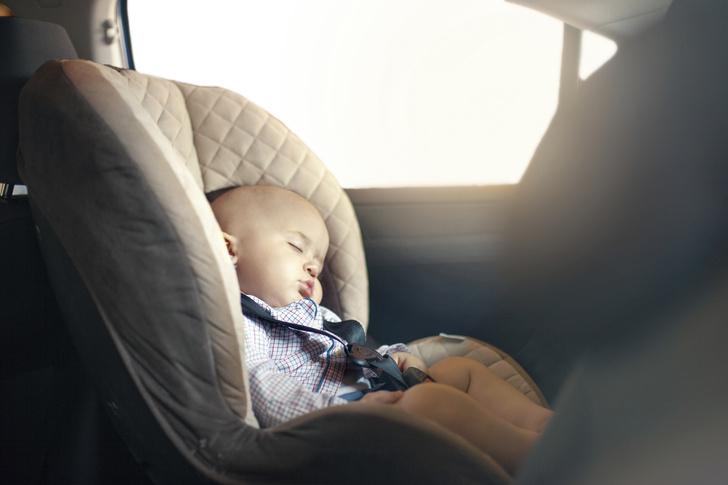 Фото №2 - Почему детям нельзя спать в качалке, слипере или автокресле