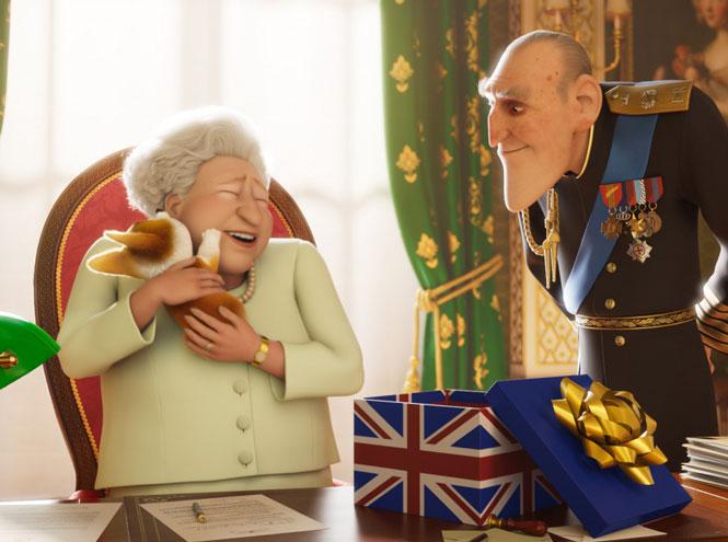 Фото №8 - Символ Елизаветы: образ британской королевы в кино и сериалах
