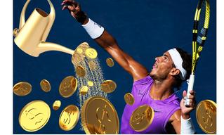 Сколько стоит вырастить профессионального теннисиста