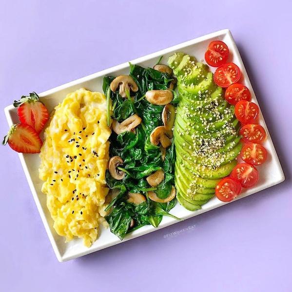 Фото №5 - Идеи для завтрака: что есть, чтобы быть красивой